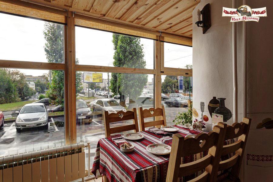 Русский Ресторан Илья Муромец на Преображенской площади фото 2