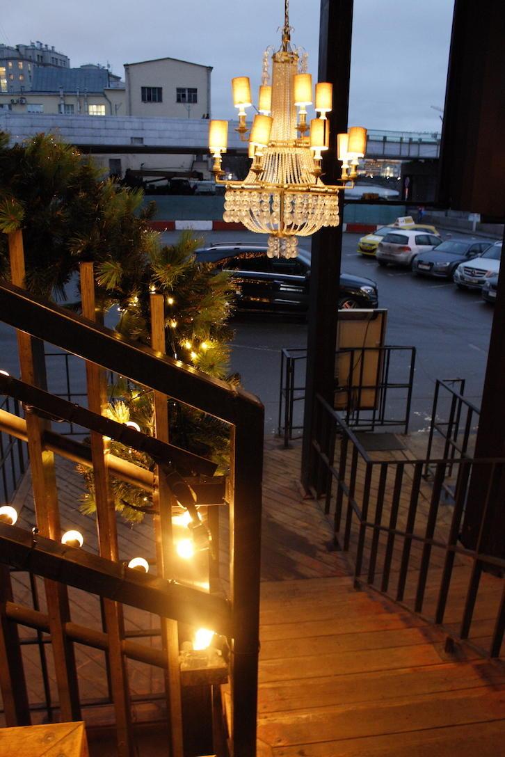 Ресторан Shakti Terrace (Шакти Терраса) фото 26