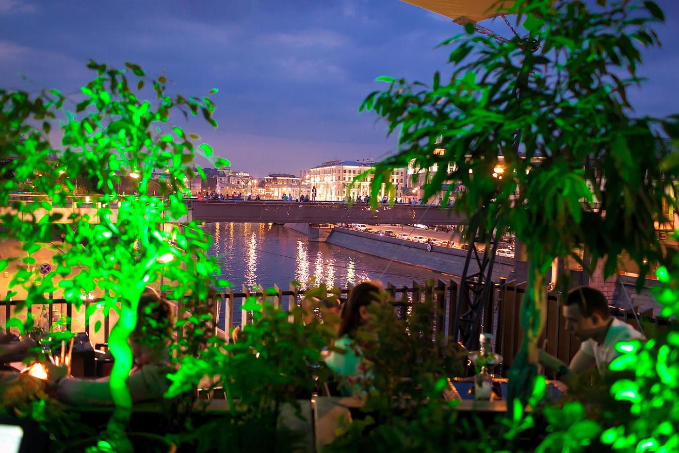 Ресторан Shakti Terrace (Шакти Терраса) фото 86