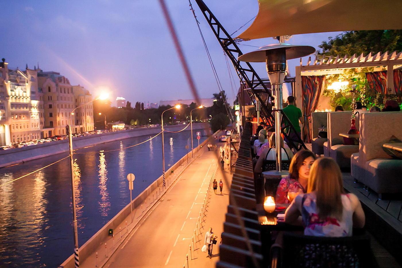Ресторан Shakti Terrace (Шакти Терраса) фото 87