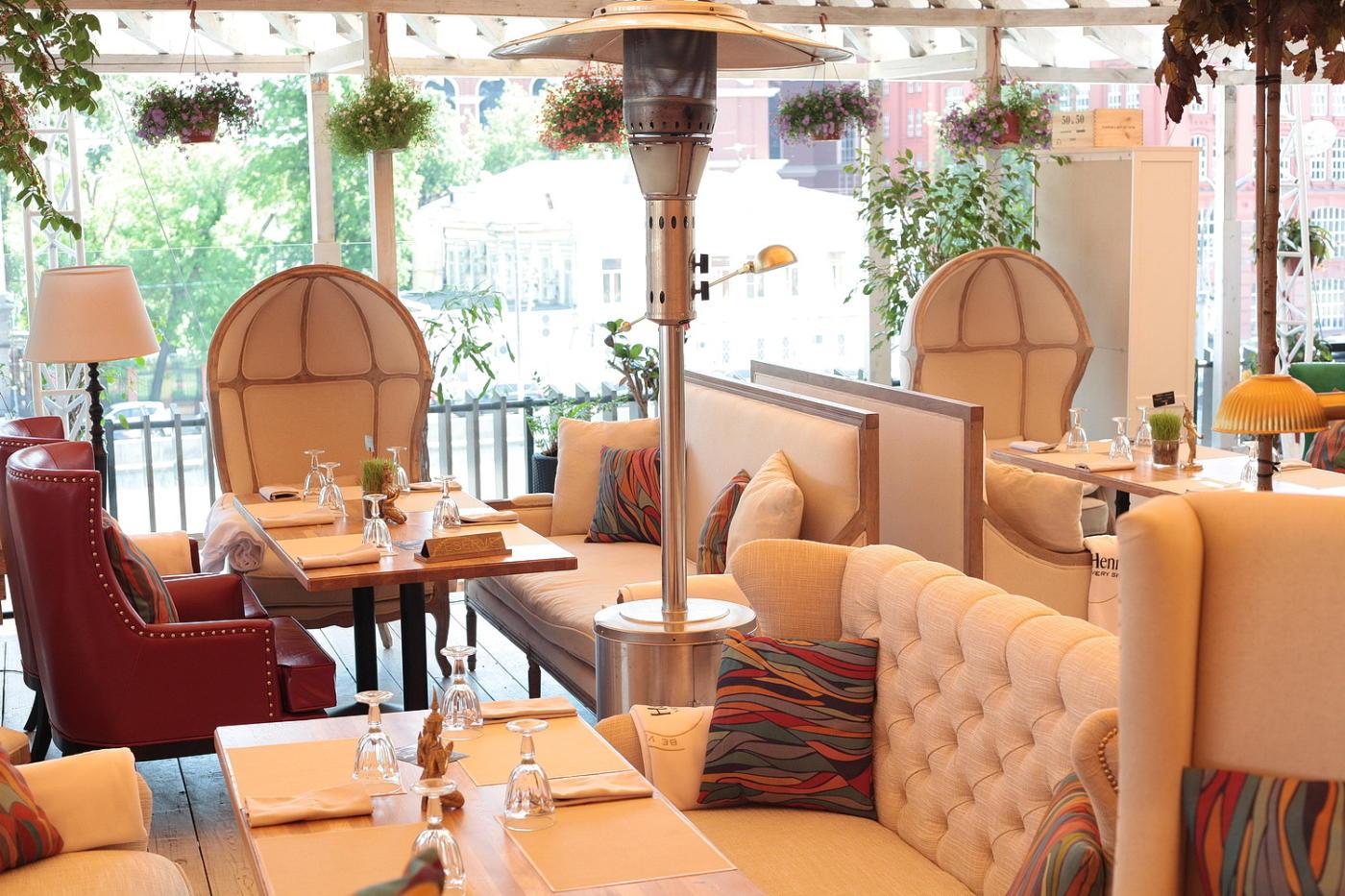 Ресторан Shakti Terrace (Шакти Терраса) фото 1