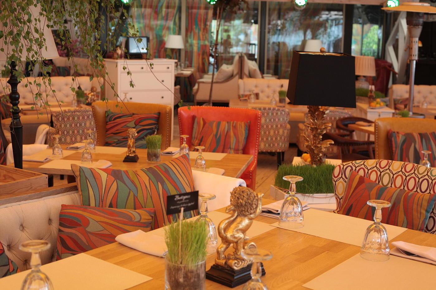 Ресторан Shakti Terrace (Шакти Терраса) фото 44