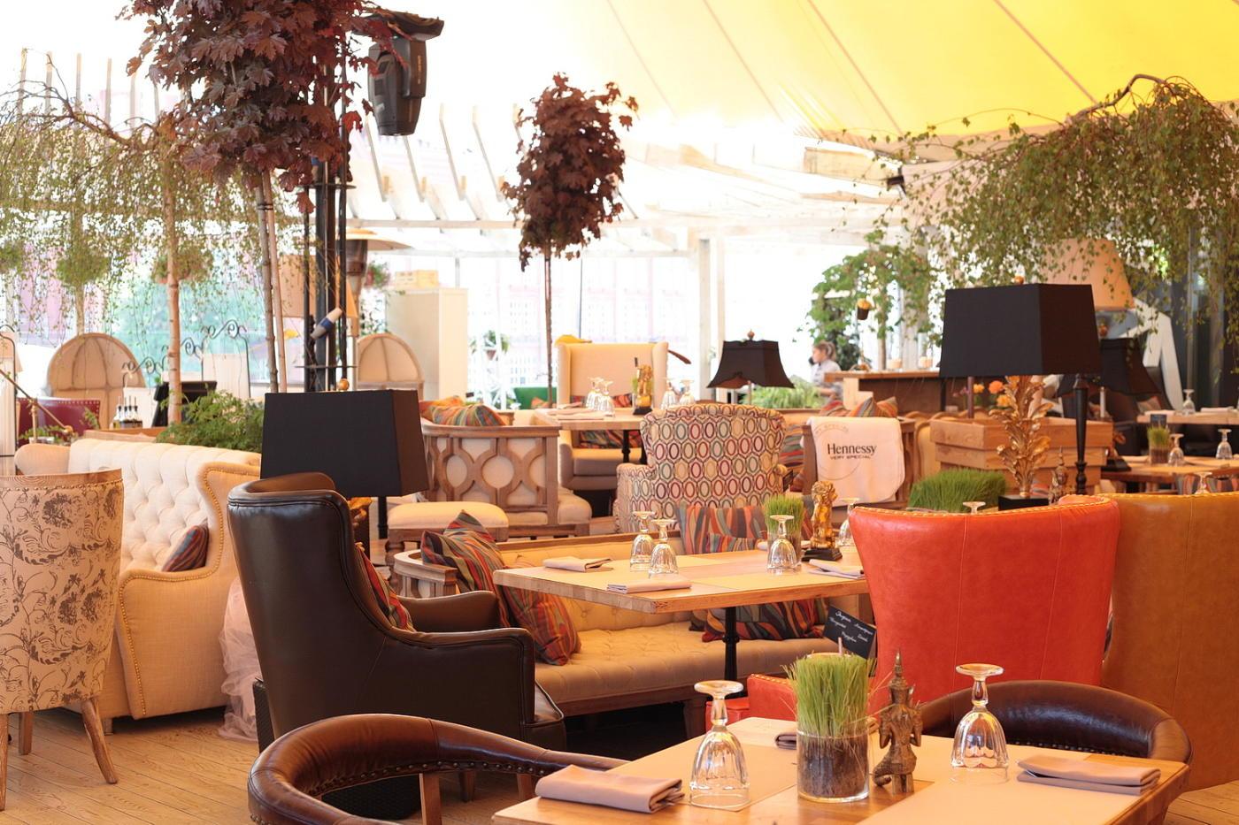 Ресторан Shakti Terrace (Шакти Терраса) фото 39