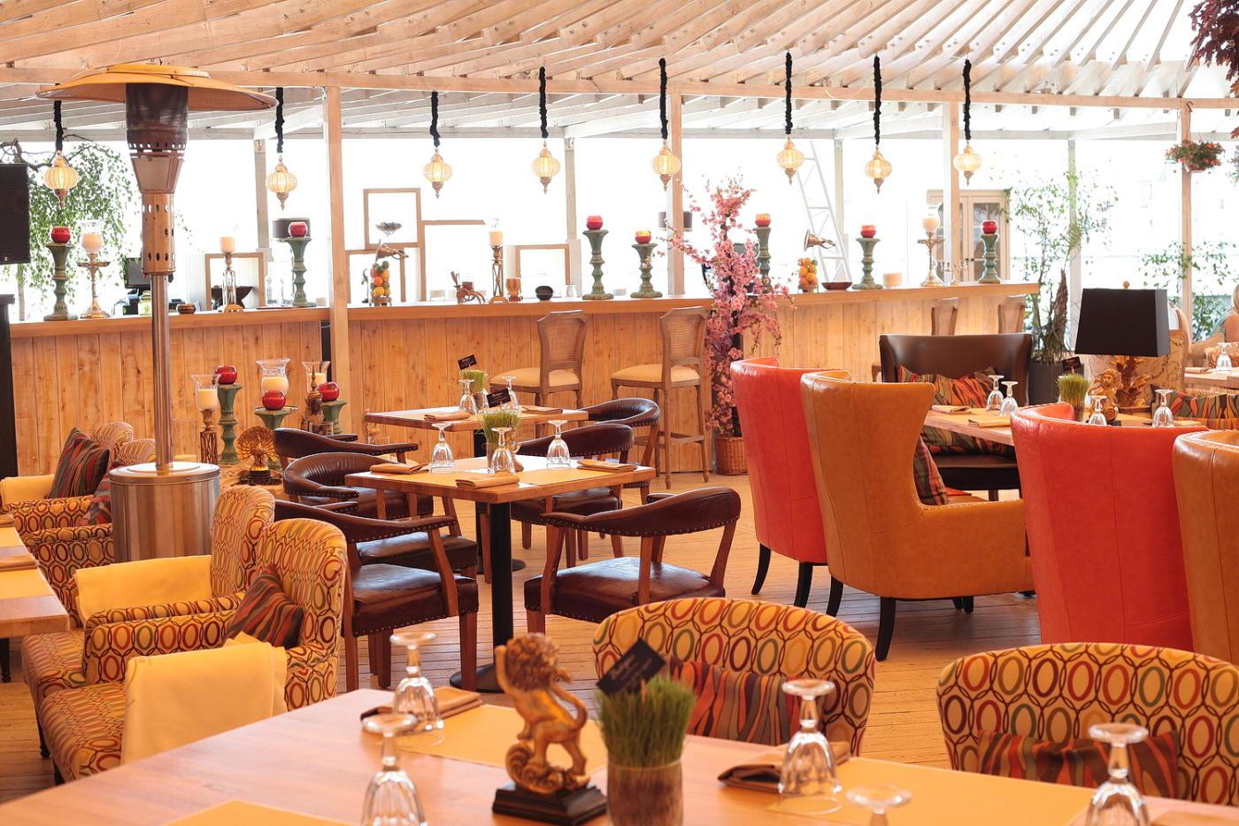 Ресторан Shakti Terrace (Шакти Терраса) фото 49