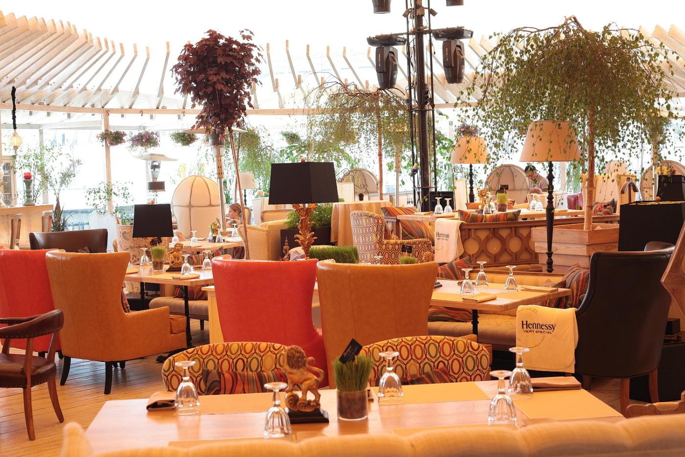 Ресторан Shakti Terrace (Шакти Терраса) фото 40