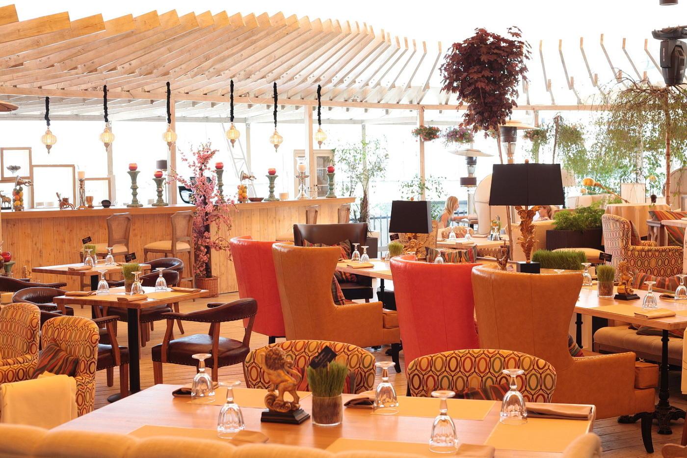 Ресторан Shakti Terrace (Шакти Терраса) фото 43