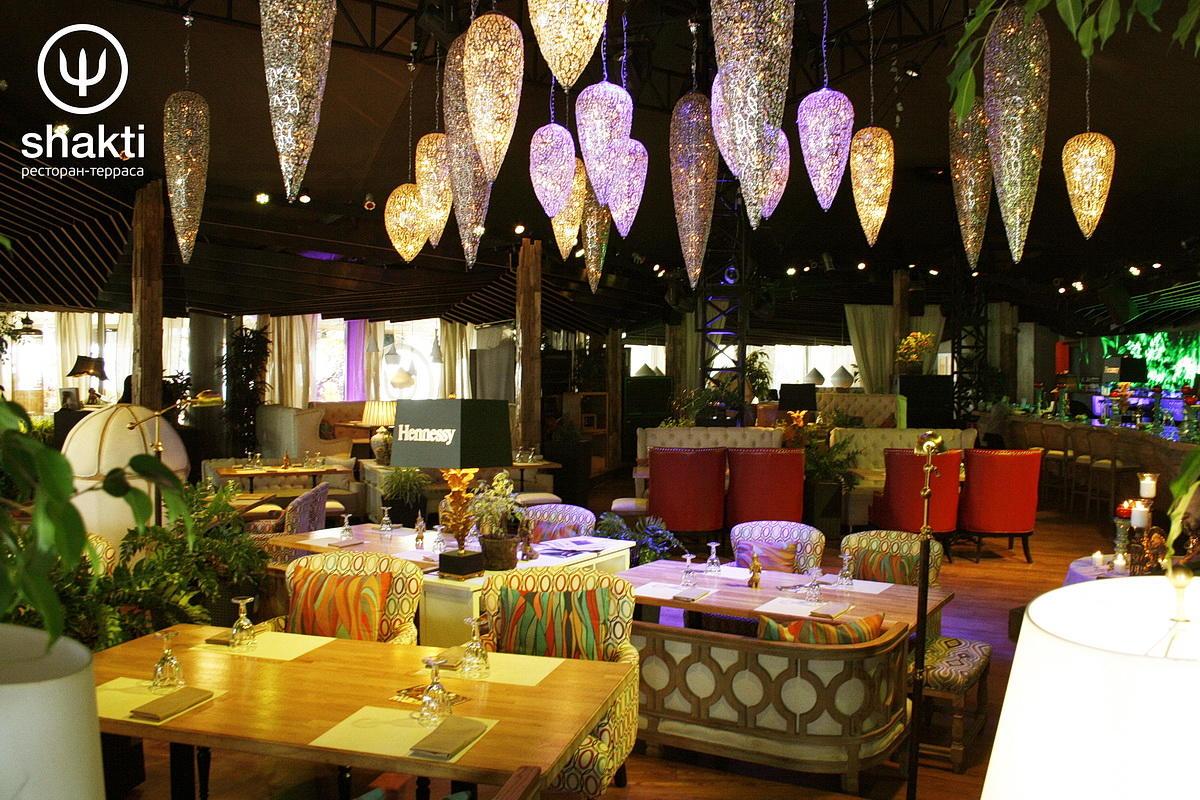 Ресторан Shakti Terrace (Шакти Терраса) фото 7