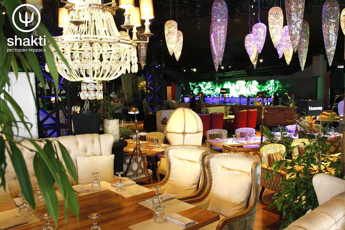 Ресторан Shakti Terrace (Шакти Терраса) фото 8