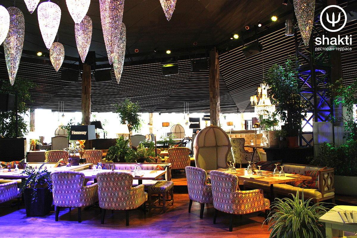 Ресторан Shakti Terrace (Шакти Терраса) фото 9