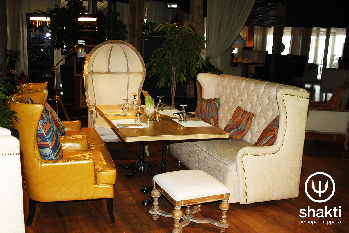 Ресторан Shakti Terrace (Шакти Терраса) фото 11