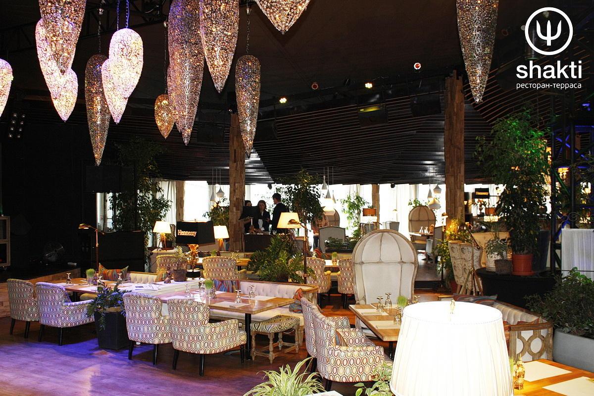 Ресторан Shakti Terrace (Шакти Терраса) фото 12