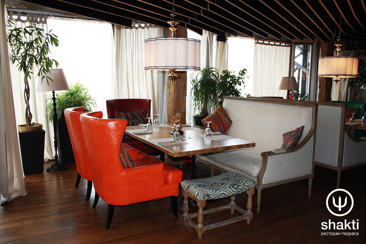 Ресторан Shakti Terrace (Шакти Терраса) фото 14