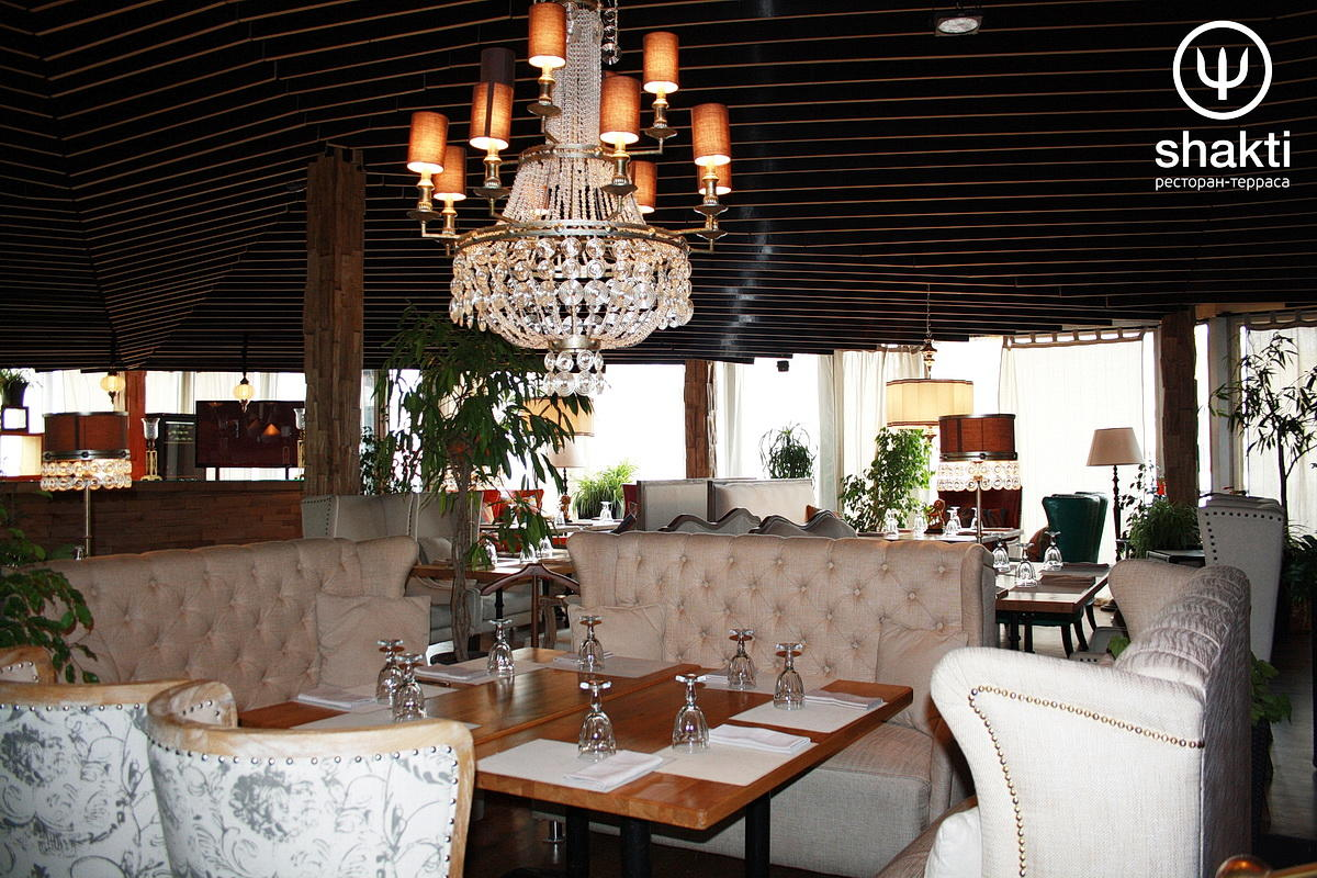 Ресторан Shakti Terrace (Шакти Терраса) фото 15