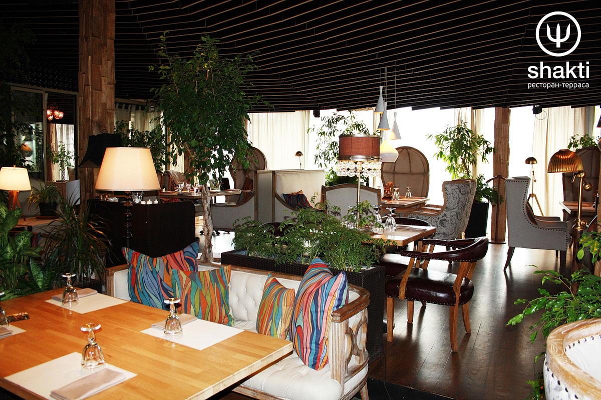 Ресторан Shakti Terrace (Шакти Терраса) фото 16