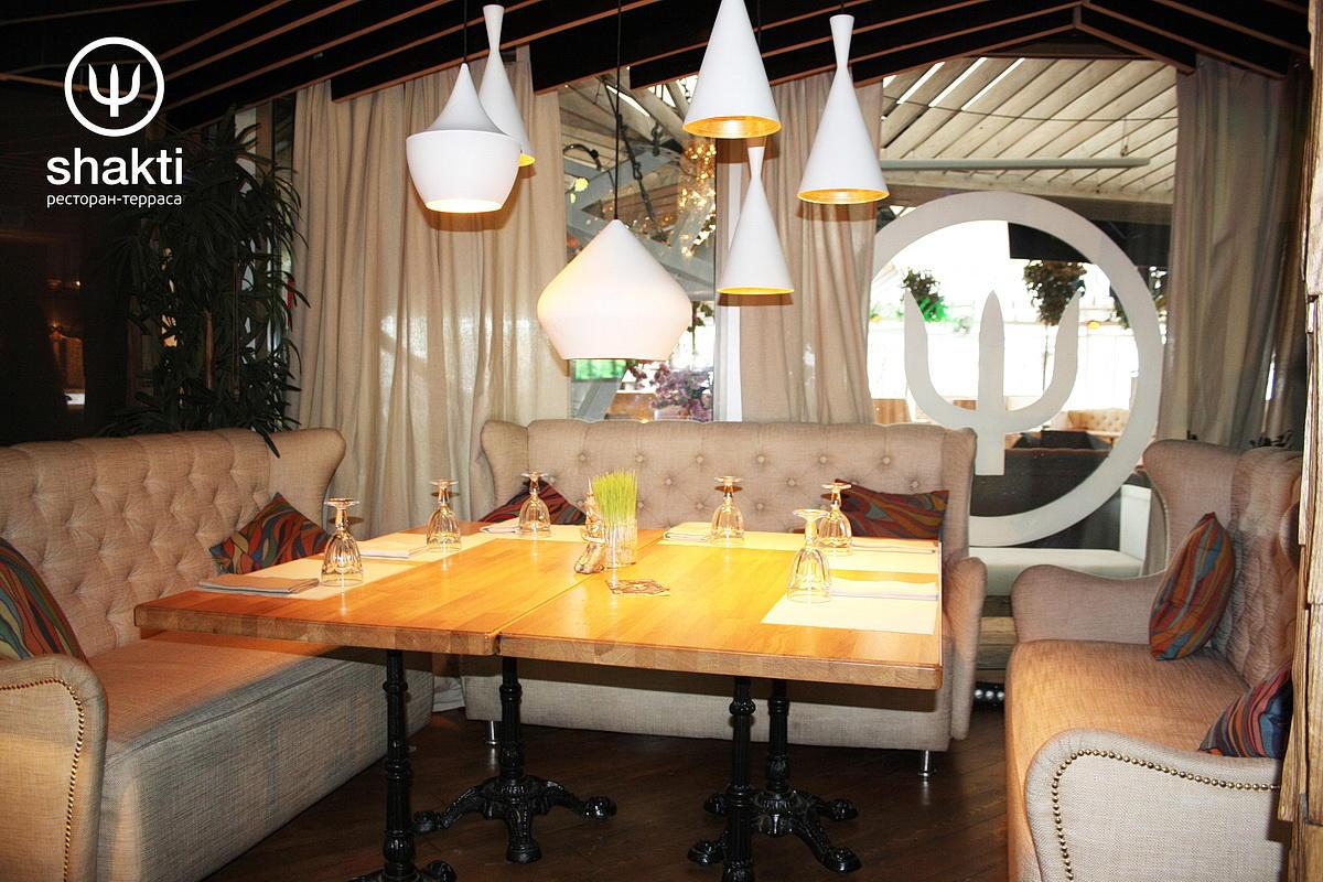 Ресторан Shakti Terrace (Шакти Терраса) фото 18