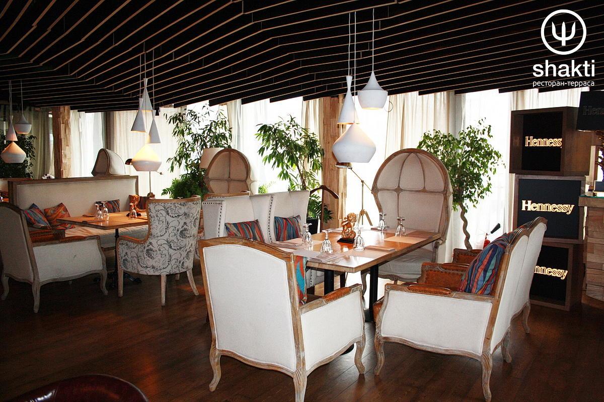 Ресторан Shakti Terrace (Шакти Терраса) фото 25