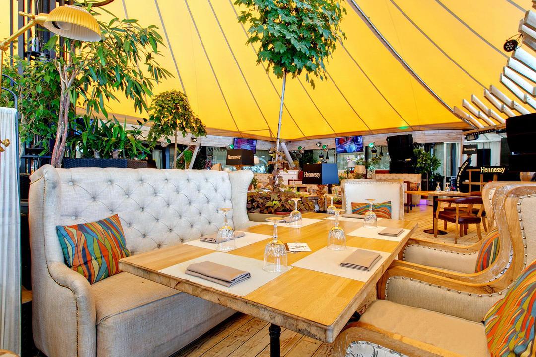 Ресторан Shakti Terrace (Шакти Терраса) фото 60