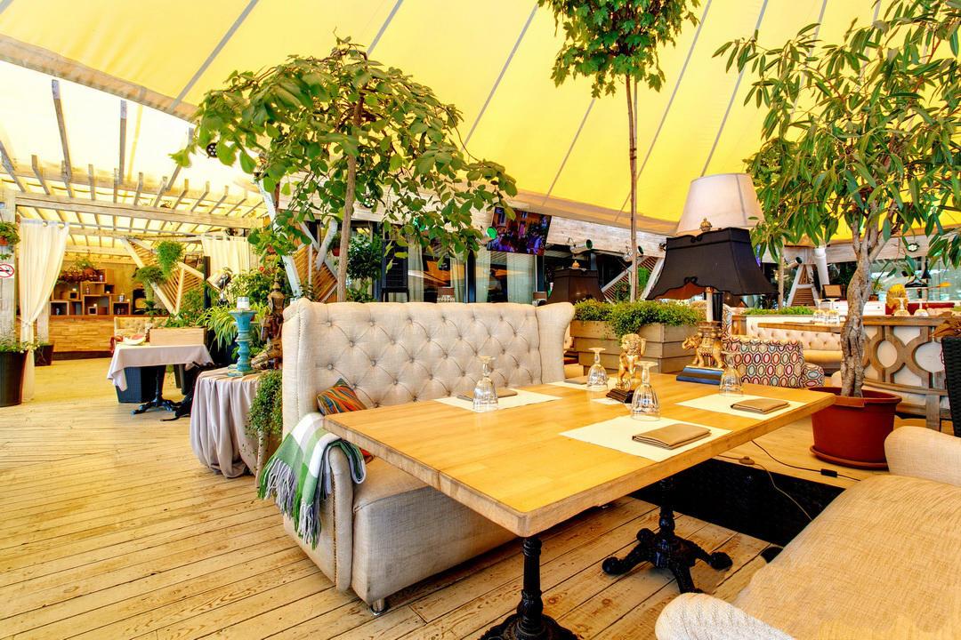 Ресторан Shakti Terrace (Шакти Терраса) фото 61