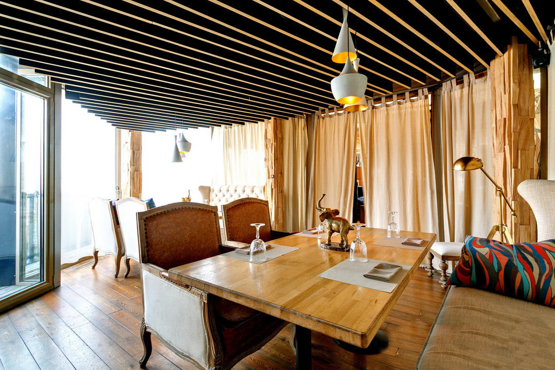 Ресторан Shakti Terrace (Шакти Терраса) фото 66