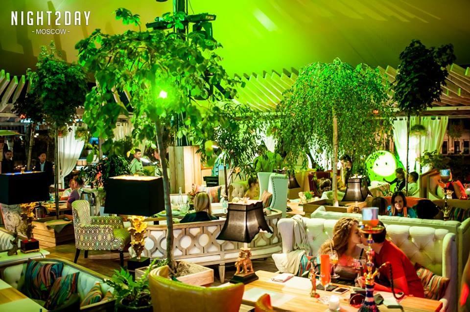 Ресторан Shakti Terrace (Шакти Терраса) фото 83