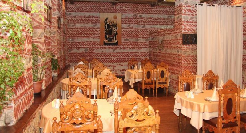 Грузинский Ресторан Гурия (Guria) фото 2