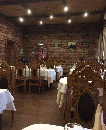 Грузинский Ресторан Гурия (Guria) фото 11