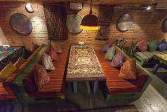 Ресторан Урюк на Цветном бульваре фото 1