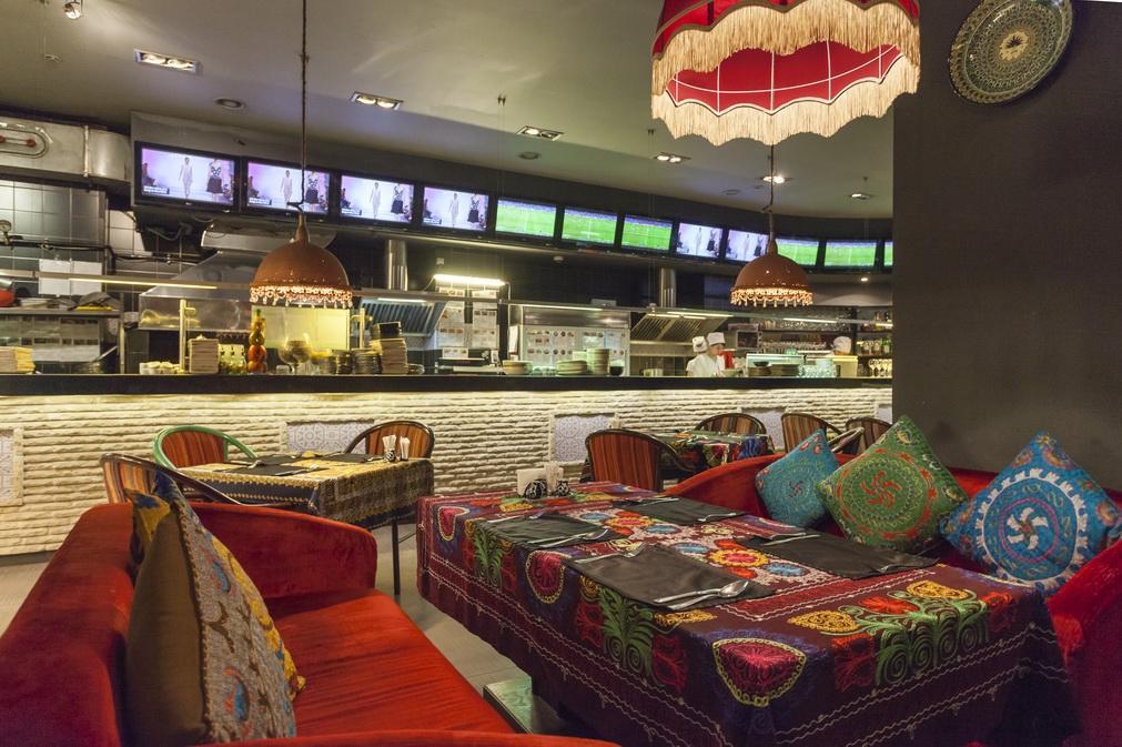 Ресторан Урюк на Цветном бульваре фото