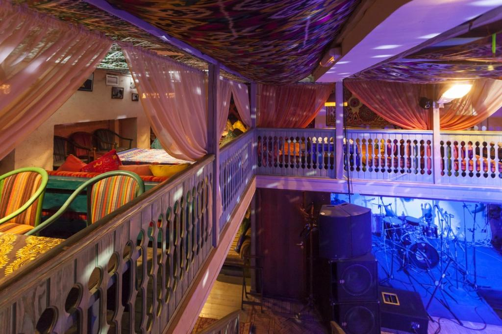 Ресторан Урюк на Цветном бульваре фото 2
