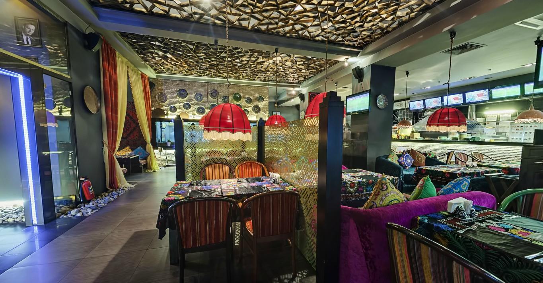 Ресторан Урюк на Цветном бульваре фото 15