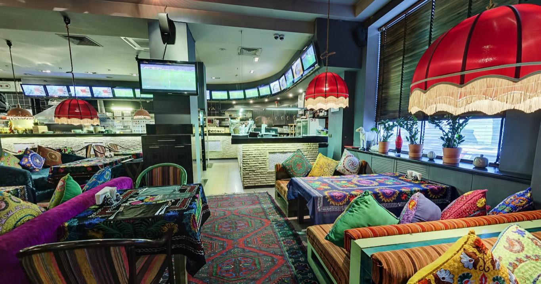 Ресторан Урюк на Цветном бульваре фото 17