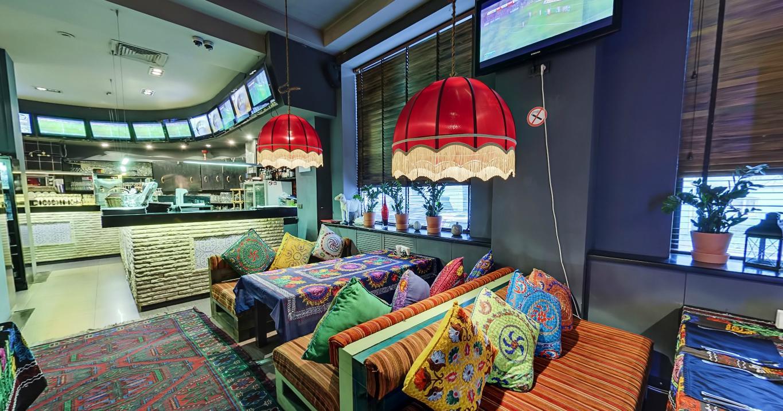 Ресторан Урюк на Цветном бульваре фото 18