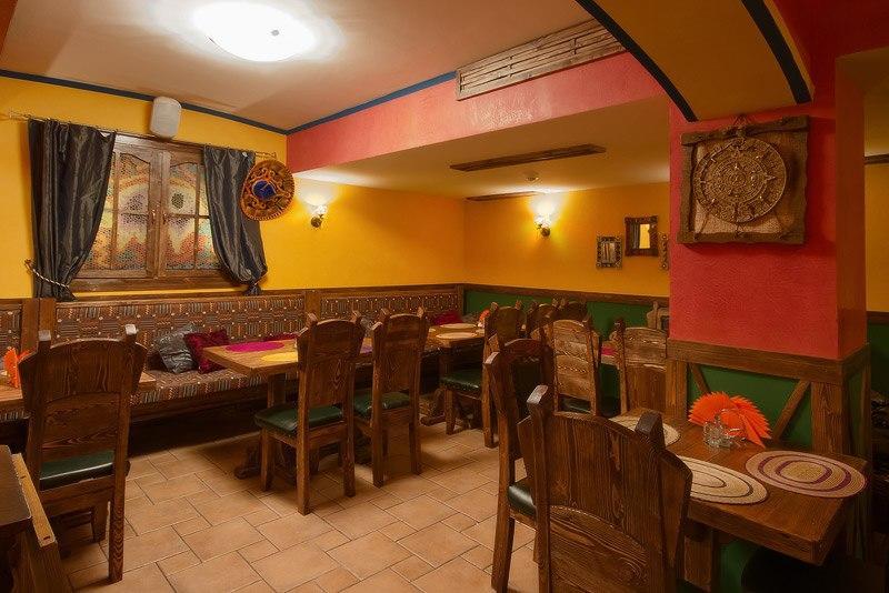 Мексиканский Ресторан Сомбреро (Sombrero) фото 10