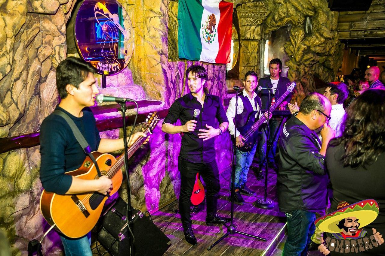 Мексиканский Ресторан Сомбреро (Sombrero) фото 30