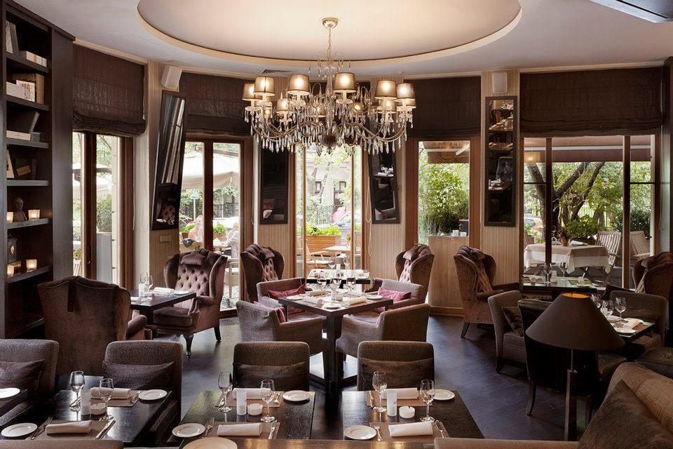 Ресторан Аист на Малой Бронной фото