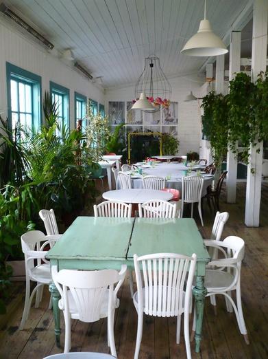 Ресторан 32.05 (Веранда в Саду Эрмитаж 32.05) фото 2