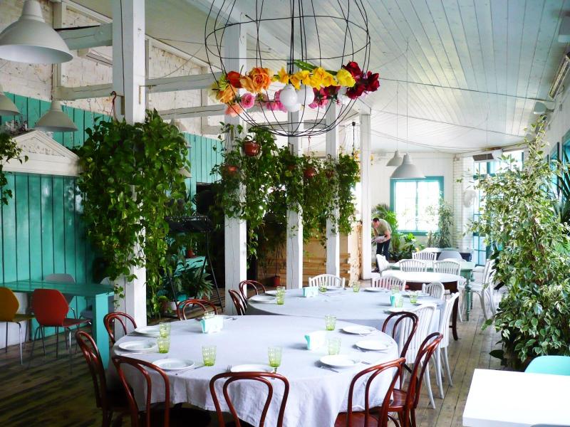 Ресторан 32.05 (Веранда в Саду Эрмитаж 32.05) фото 5
