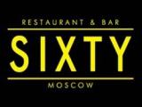 Логотип Панорамный Ресторан Sixty в Москва Сити (Сиксти - Башня Федерация - 62 этаж)