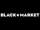 Логотип Американский Ресторан Black Market (Блэк Маркет)