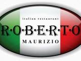 Логотип Итальянский Ресторан Роберто