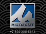 Логотип Кафе Mio DJ Cafe (Мио Ди Джей Кафе)