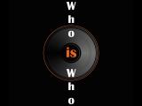Логотип Караоке Who is Who VIP Новый Арбат (Ху из Ху)