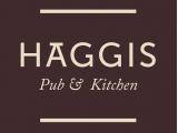 Логотип Английский Паб Haggis Pub (Хаггис Паб)