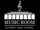 Логотип Караоке Music Room (Мюзик Рум)