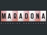 Логотип Ресторан Maradona