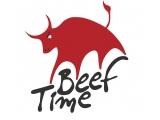 Логотип Ресторан Beef Time (Биф Тайм)