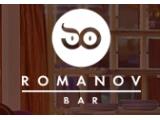 Логотип Караоке Romanov Bar (Романов Бар)