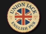 Логотип Английский Паб Union Jack на Чеховской