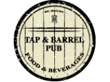 Логотип Tap & Barrel Pub (Тап энд Баррель Паб)