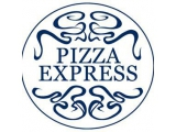 Логотип Pizza Express на Маяковской